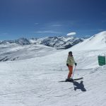 Skifahren am Wildkogel