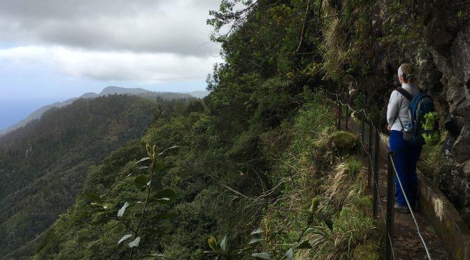 Levada-Wandern auf Madeira – entlang uralter Wasserwege