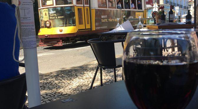 2018 Kurzbesuch in Lissabon