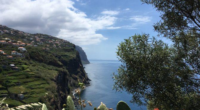 Von Funchal entlang der Südküste von Madeira