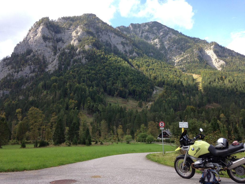 Mit dem YellowBoxer in Oberösterreich unterwegs