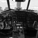 Im Cockpit der Antonov AN-2