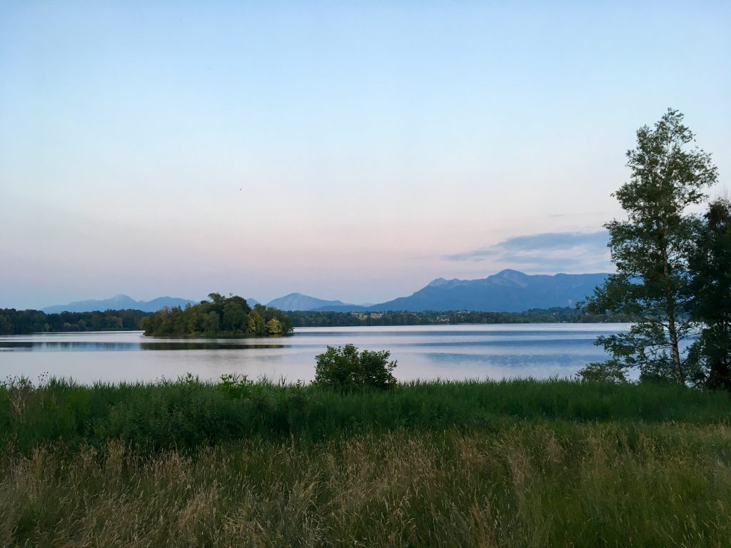 Abendstimmung am Staffelsee