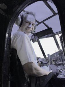 Andreas Wild von Classic Wings Bavaria
