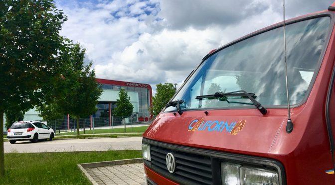 RedBulli: Besuch im Erwin-Hymer-Museum in Bad Waldsee
