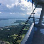 Flug über Starnberger See und Tutzing in der Antonov AN-2