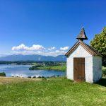 Mesnerhauskapelle bei Aidling am Riegsee