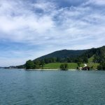 Freizeit-Halbinsel Point am Tegernsee