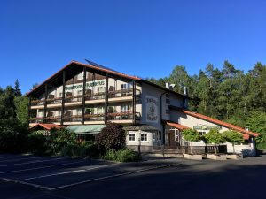 Waldhotel Hubertus bei Eisfeld
