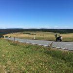 Leere Straßen im Thüringer Wald