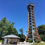 Saaleturm in Burgk