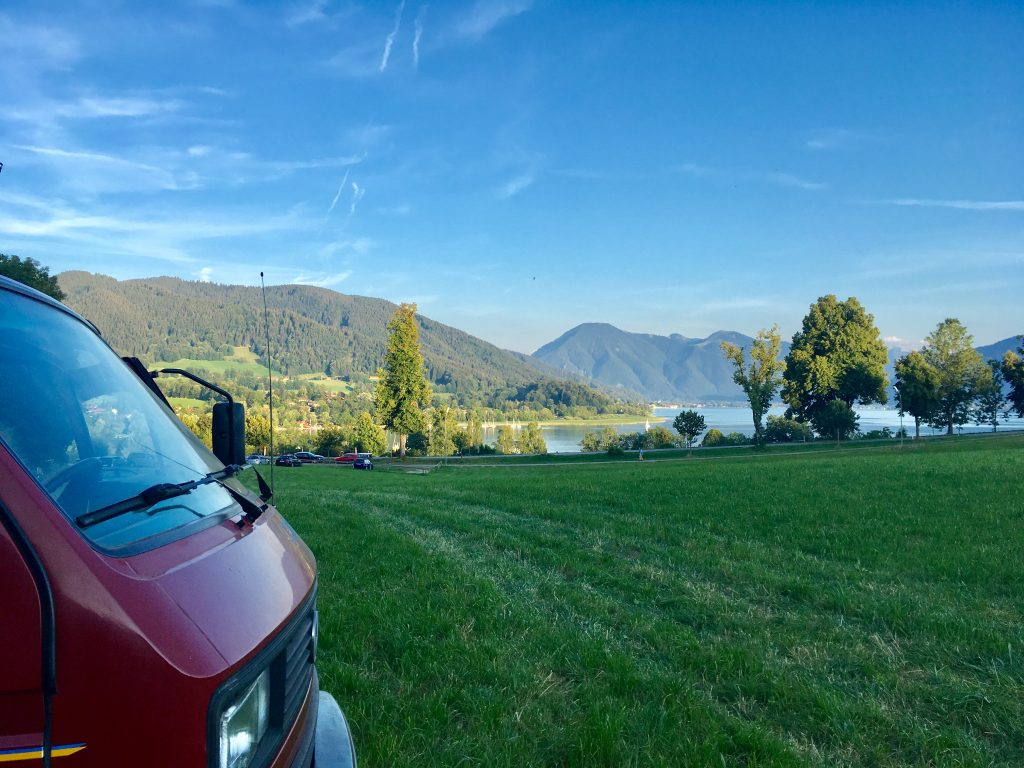 RedBulli am Tegernsee