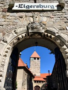 Schloss Elgersburg im Thüringer Wald
