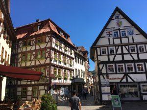 Fachwerkhäuser in Schmalkalden