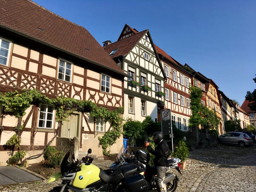 Wie im Mittelalter - Königsberg in Bayern
