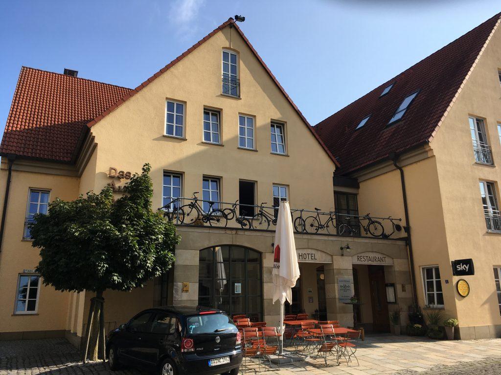 Altstadthotel in Haßfurt