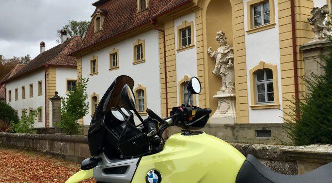 Auf Kurvenfahrt in Steigerwald und Hassbergen