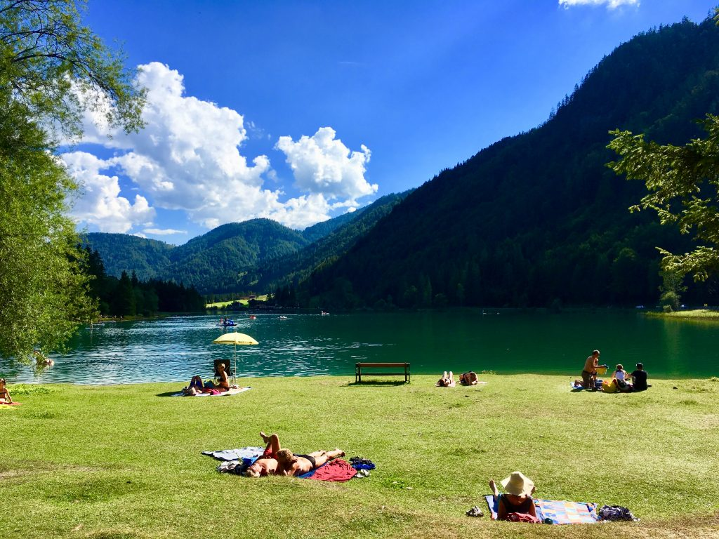 Baden am Pillersee
