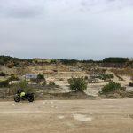Steinbruch bei Solnhofen