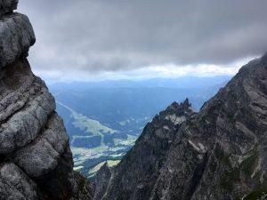 Vom Hochzint ins Tal nach Leogang