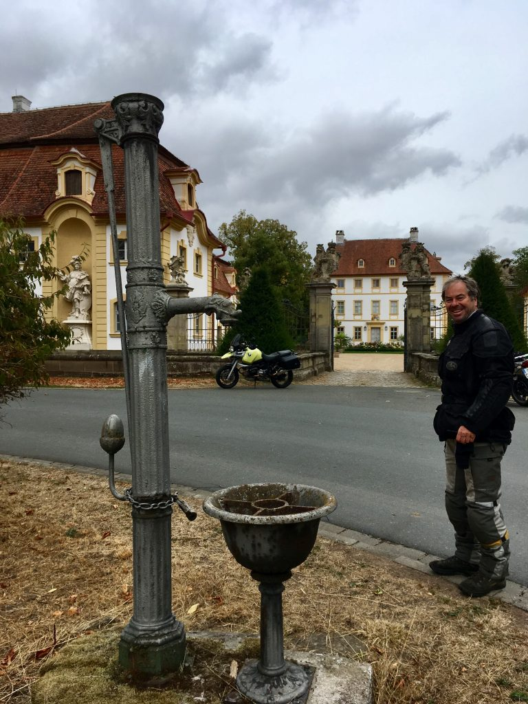 Schlossanlage in Ullstadt