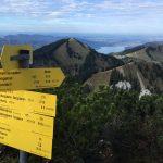 Am Gipfelgrat zum Risserkogel