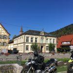 Nettes Städtchen am Rande des Schwarzwald: Schiltach