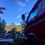 RedBulli frühmorgens in Kreuth