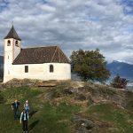 Auf dem Kirchenhügel St. Hippolyt