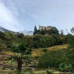 Schloss Tirol vom Waalweg aus