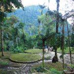 Rast am ersten Plateau der Cuida Perdida