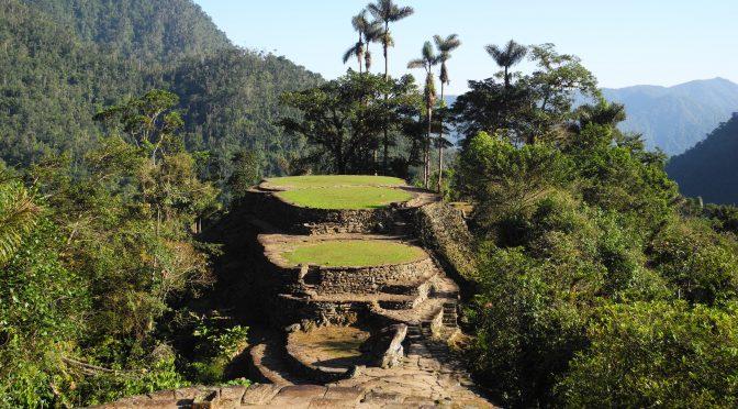 Kolumbien: Ciudad Perdida – Trekking durch den Dschungel zur Verlorenen Stadt