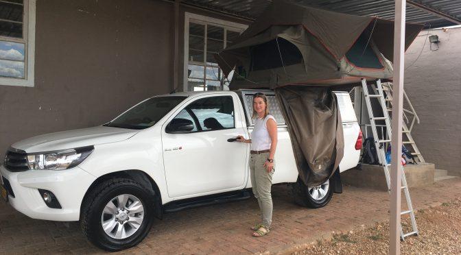 Willkommen in Namibia! – Von Windhoek zum Waterberg Plateau