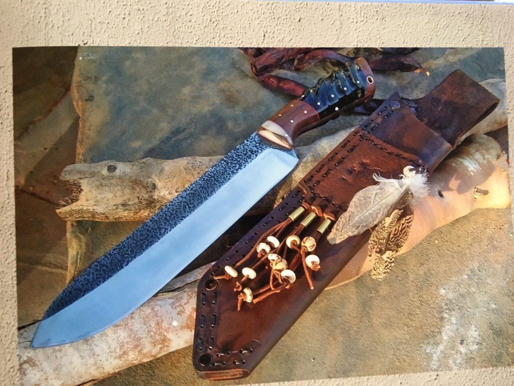 Beispiel aus dem Katalog von Gecko Knives