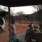 Parzelle am Waterberg Plateau Camp