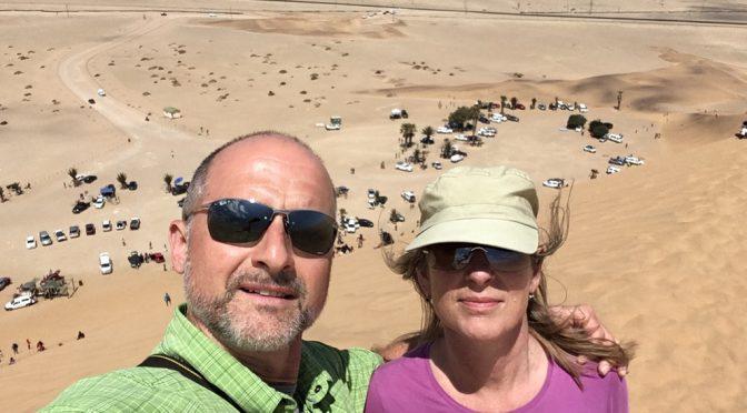 Auf Dune 7 bei Walvis Bay