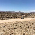 Szenerie im Kuiseb Canyon