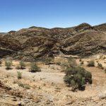 Irre Felsen im Kuiseb Canyon