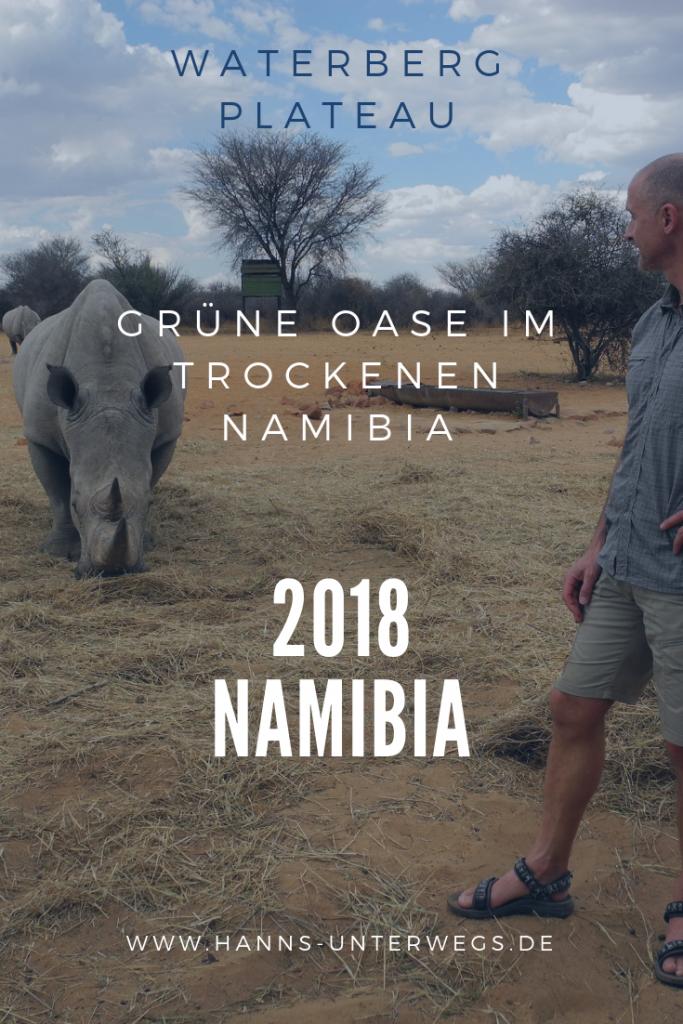 2018 Namibia - Waterberg Plateau