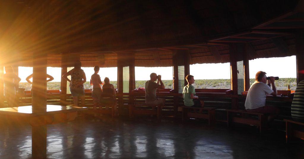 Aussichtsturm am Olifantsrus Camp