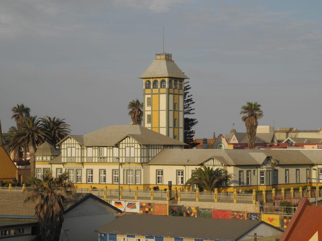 Woermannhaus in Swakopmund