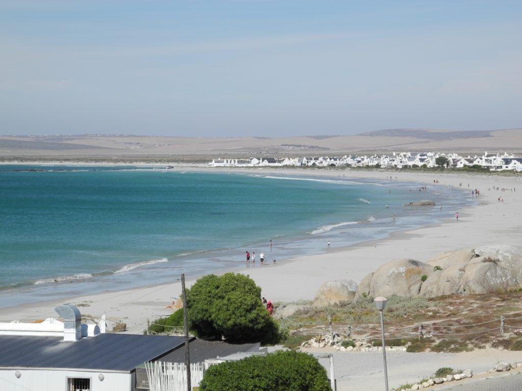 Beachfront von Paternoster