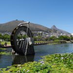 Green Point Park: Blick auf Signal Hill und Lion's Head