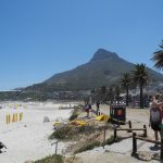Camps Bay Beach mit Lion's Head