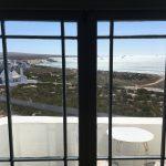 Blick aus der Bayview Suite des Gilcrest Place