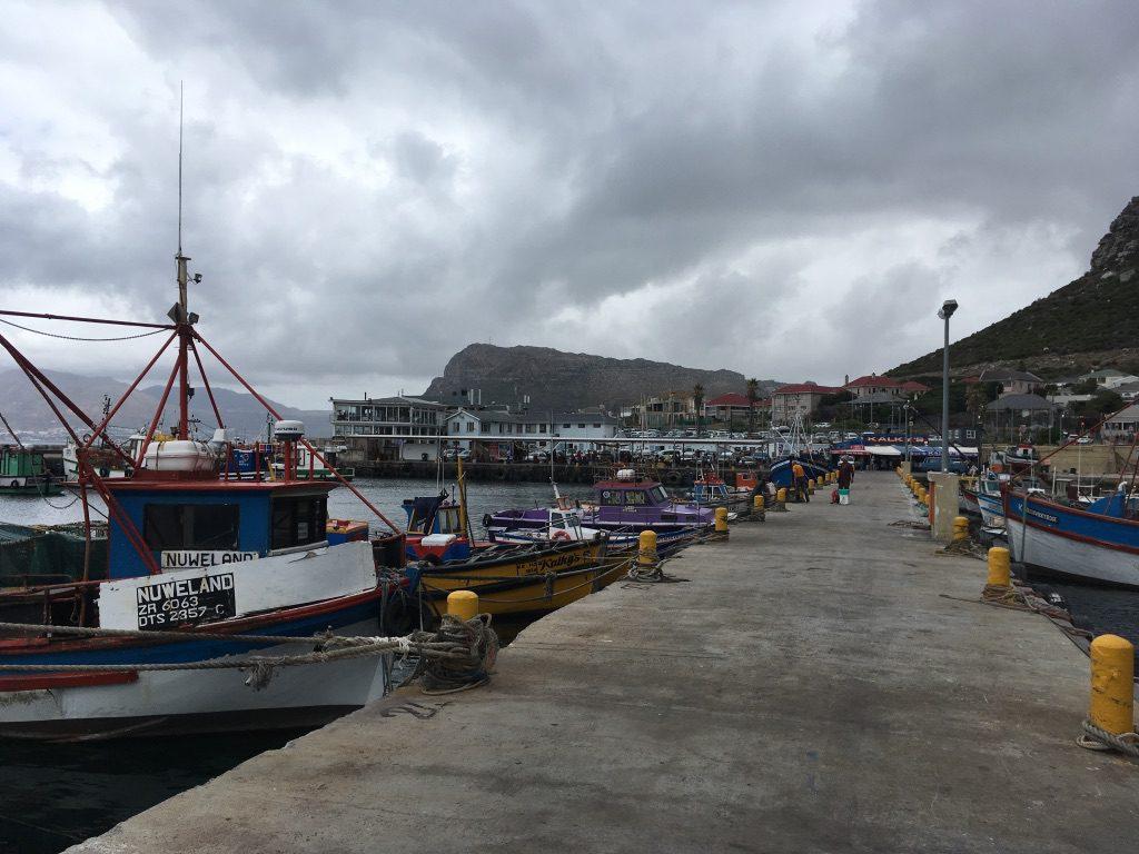 Hafen in Kalk Bay