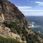 Wilde Küste am Chapman's Peak Drive