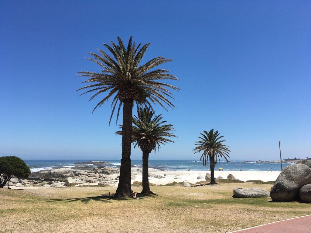 Strand in Camps Bay