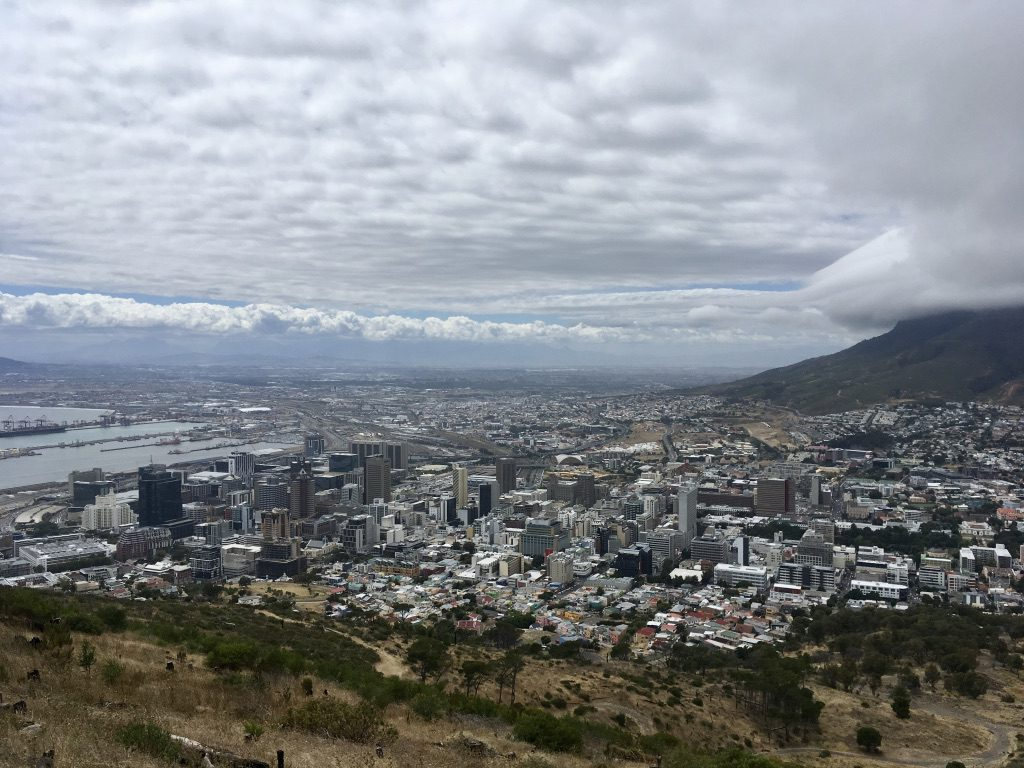 Downtown von Kapstadt
