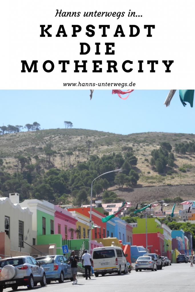 Kapstadt - die Mothercity
